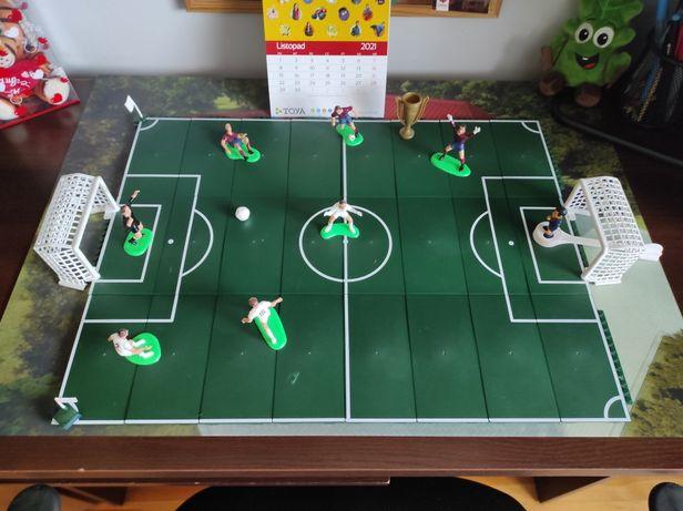 Boisko piłkarskie klocki