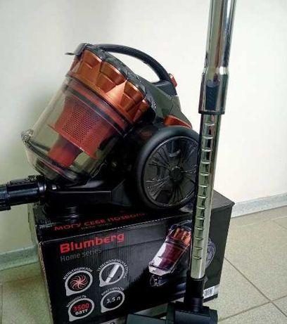 компактный Блюмберг пылесос Blumberg Dm1602, Нера-фильтр /