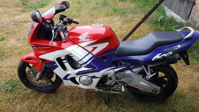 Honda CBR 600 f sprzedam