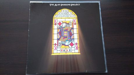 The Alan Parsons Project- The Turn Of A Friendly Card
