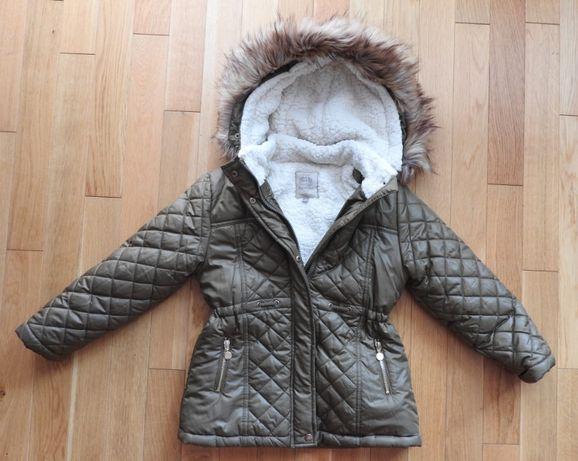 Nowa kurtka dziewczęca Mayoral Jeans rozmiar 128 (8)