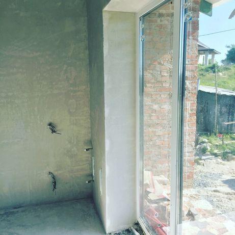 Гіпсова штукатурка стін.