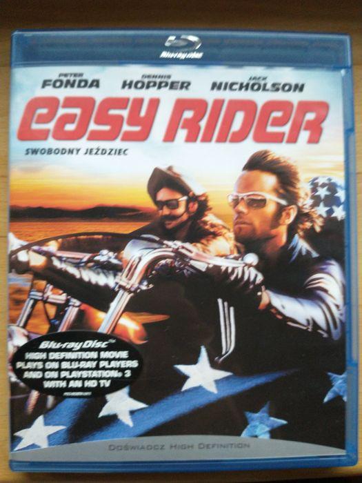 Easy Rider , Swobodny Jeździec blu-ray polskie wydanie Kraków - image 1