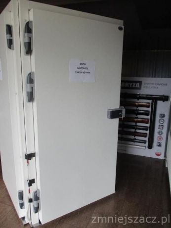 Drzwi mroźnicze ocieplane
