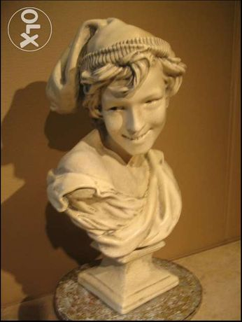 Figura, popiersie, rzeźba
