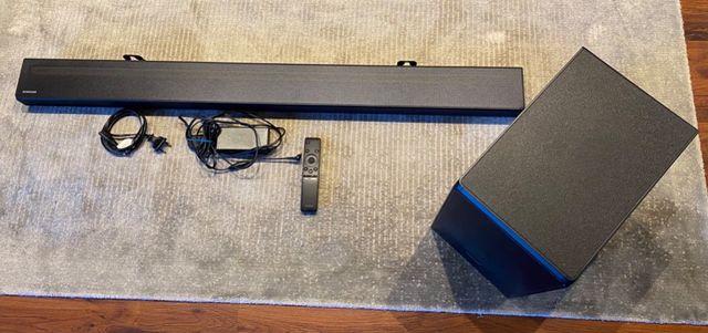 Soundbar Samsung HW-N650