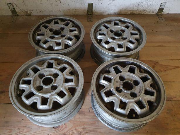 """Felgi aluminiowe 13"""" Vw Golf MK 1 Audi 80"""
