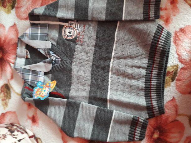 Нові светерики недорого. З ярликами! (2 і 4 рочки)