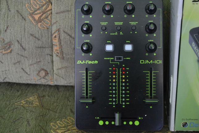 Mikser DJ DJ-Tech DJM NOWE