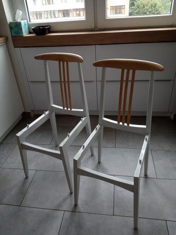 Krzesła projektu Zielińskiego 2 szt.
