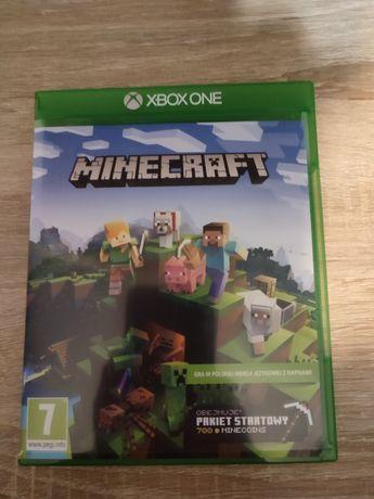 Minecraft Xbox one Nowa