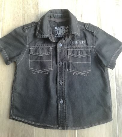 Koszula Next dla chłopca 3 lat 98