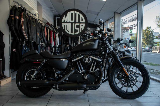 Harley-Davidson Sportster Iron 883 XL883N Кредит
