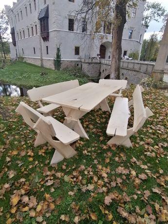 stół stoły ławy krzesła do jadalni altany z drewna meble ogrodowe loft