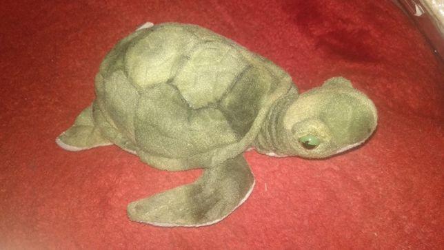 мягкая игрушка черепаха германия супер качество шарики в попе крутая