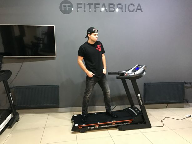 Беговая дорожка FITFABRICA TITO