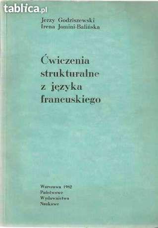 Ćwiczenia strukturalne z języka francuskiego [1982r] wyd.5