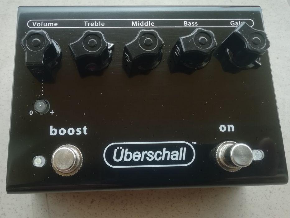 NOWY Bogner Uberschall distortion pedal  WYSPRZEDAŻ Piwniczna-Zdrój - image 1