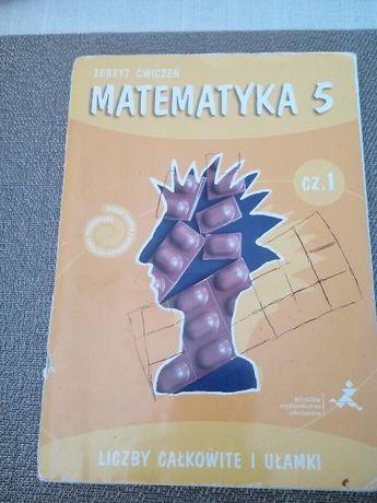 Matematyka 5 Liczby całkowite cz1
