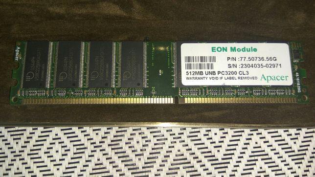 Продам оперативную память Apacer