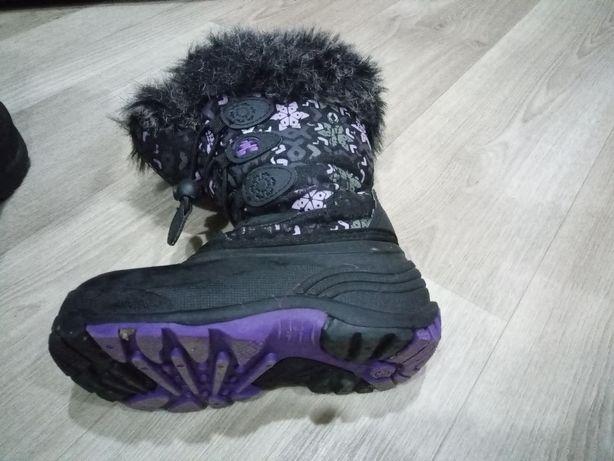 Дитячі чобітки зимові kamik