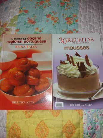 Livros de cozinha regional Portuguesa