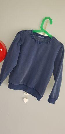 Granatowa bluza chłopięca LUPILU
