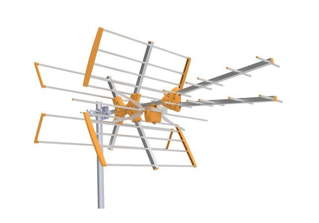 Antena DVB-T2 DVB-T Opticum Combo Sparta VHF + UHF Filtr LTE