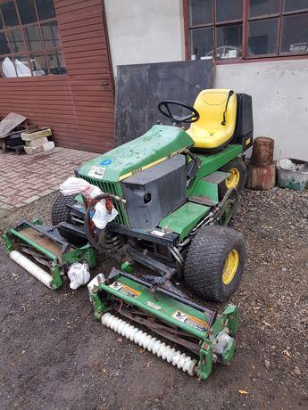 Traktor Kosiarka Wrzecionowa John Deere 2653 18.7 Hp Kawasaki V-Twin