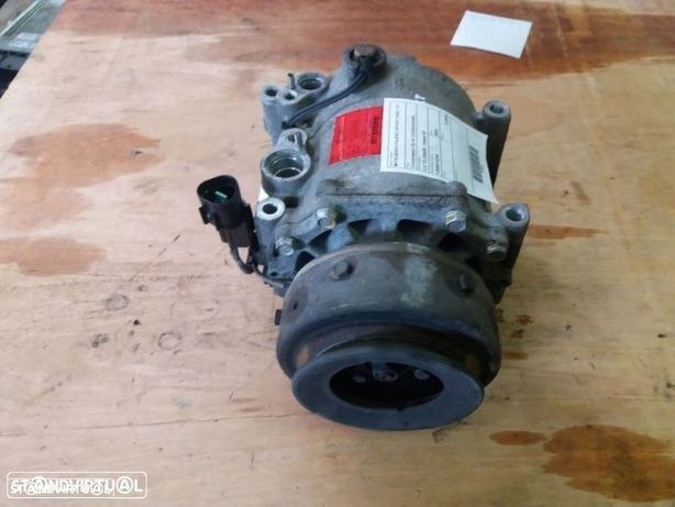 Compressor do ac Mitsubishi Pajero Sport 2.5 TD