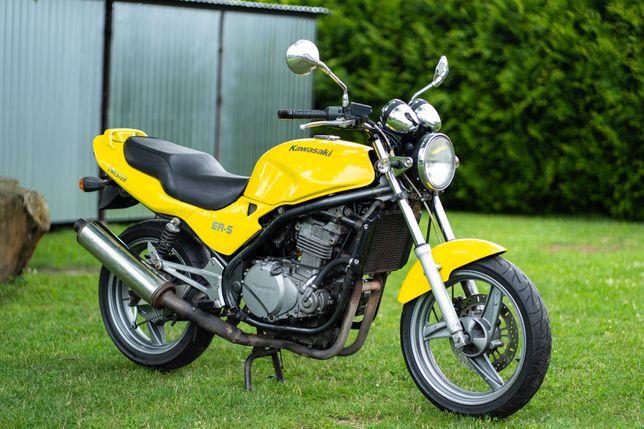 Kawasaki ER5 ER 5 500