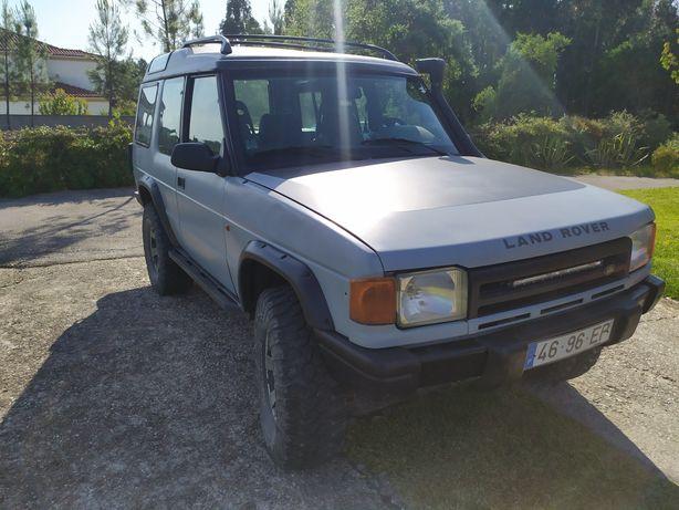 Landa Rover Discovery 300 tdi 7lug com ARB