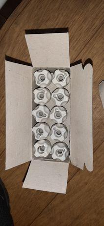 Porcelanowa główka bezpiecznikowa E18
