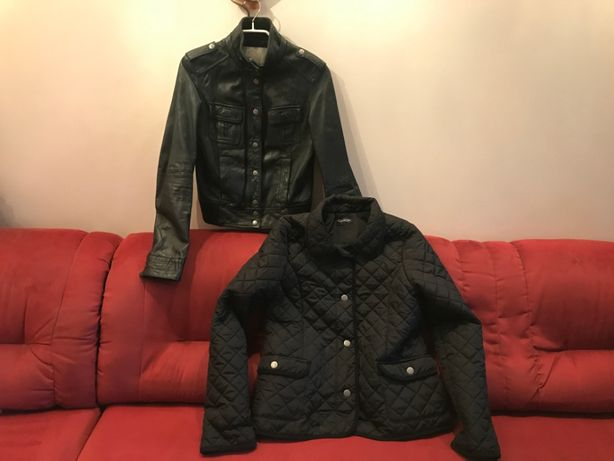 Куртка шкіряна JRF Lealher zara guess Dolce&Cabbana vdp geox