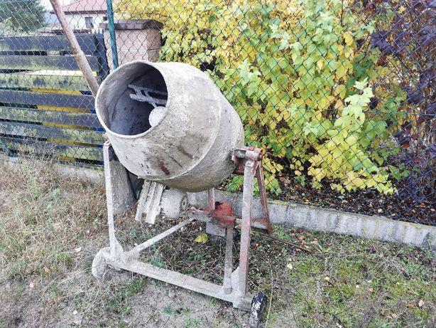 betoniarka 400v