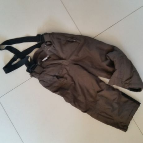 spodnie zimowe 98/104