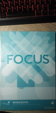 Focus Level 4 Workbook, Students book
