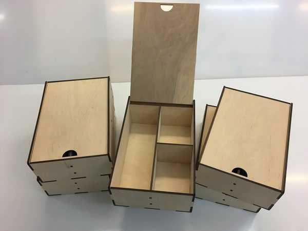 Коробочки из фанеры. Изготовление коробок любых размеров и сложности