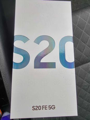 Sprzedam Samsung Galaxy S20 fe 5g Nowy