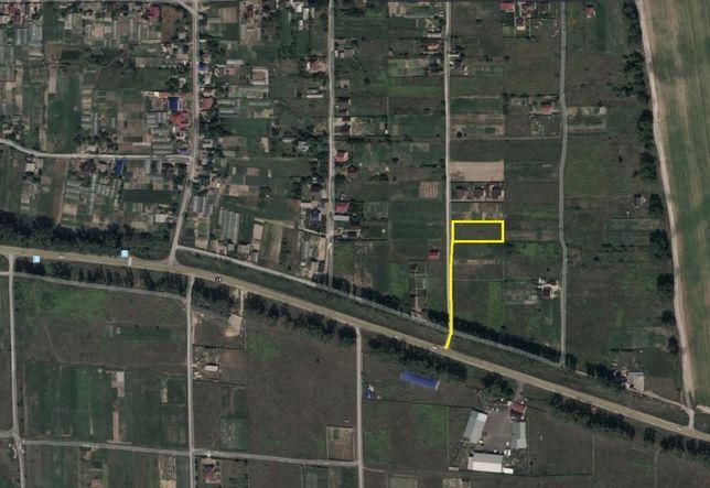 Продаж (терміново) земельної ділянки (23,35соток) в с.Красилівка