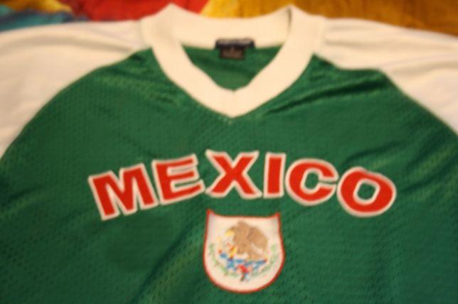 Koszulka Koszykowki MEXICO