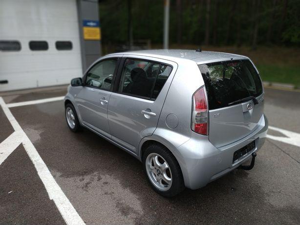Daihatsu Sirion один з небагатьох автомобілів чисто японського виробни