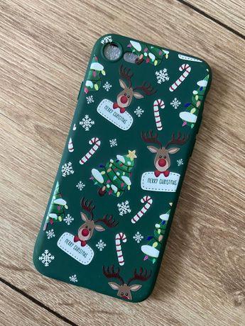 Iphone 7 case opakowanie futerał etui świąteczne
