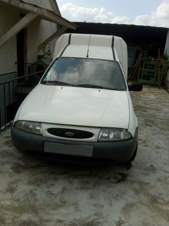 Ford  Courier Turbo 1999/1996 Turbo