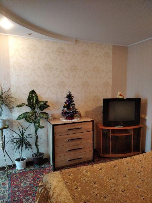 Уютная квартира с Панорамным видом на Набережную-1