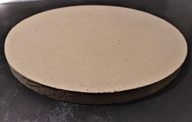 Kamień szamot do pieczenia pizzy chleba 34cm/2cm
