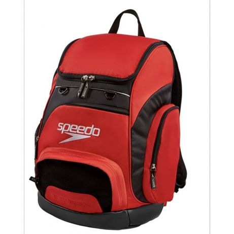 Plecak Speedo T-Kit Pakowny Teamster Backpack Xu Red-Black 35l