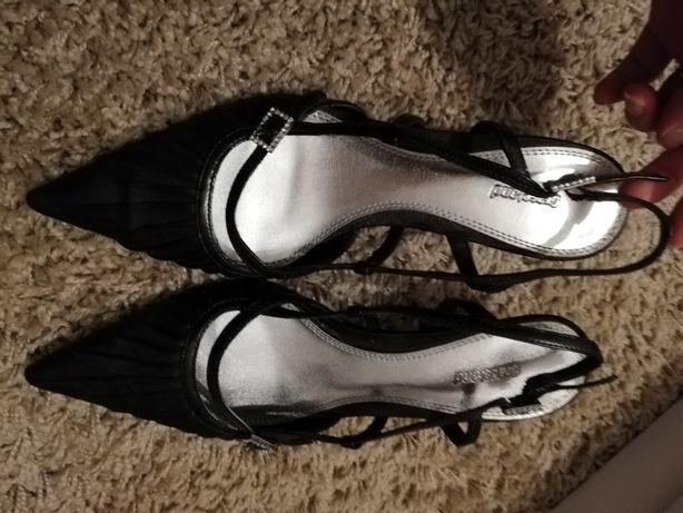 Buty rozmiar 40 czarne