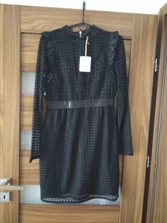 Sukienka damska czarna NOWA z metkami! Nieużywana.