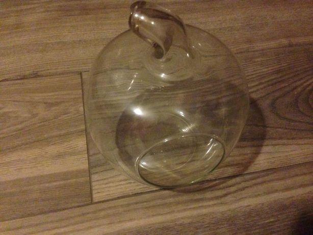Szklana kula szkło dmuchane